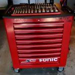 Werkzeugaufbewahrung: Der Werkstattwagen